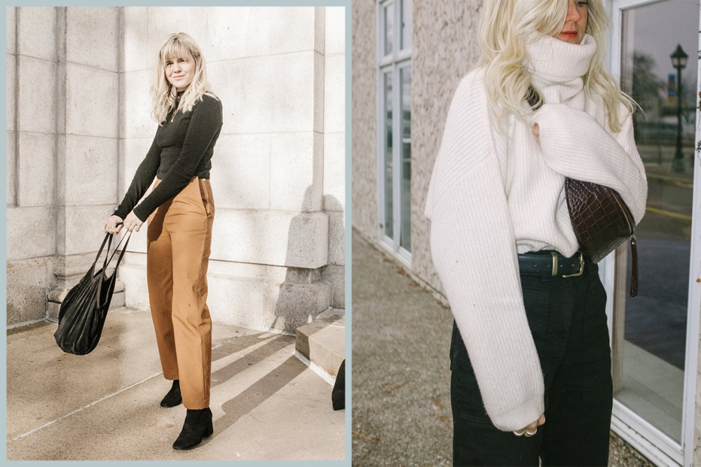 All Things Lovely Here Monica Friese Minimalist Style Fashion Girls Blogger
