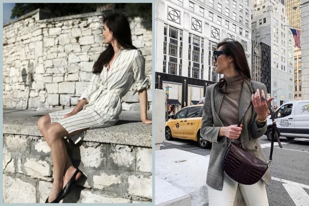 Aesthetic Lines Ivana Kordic Minimalist Style Fashion Blogger