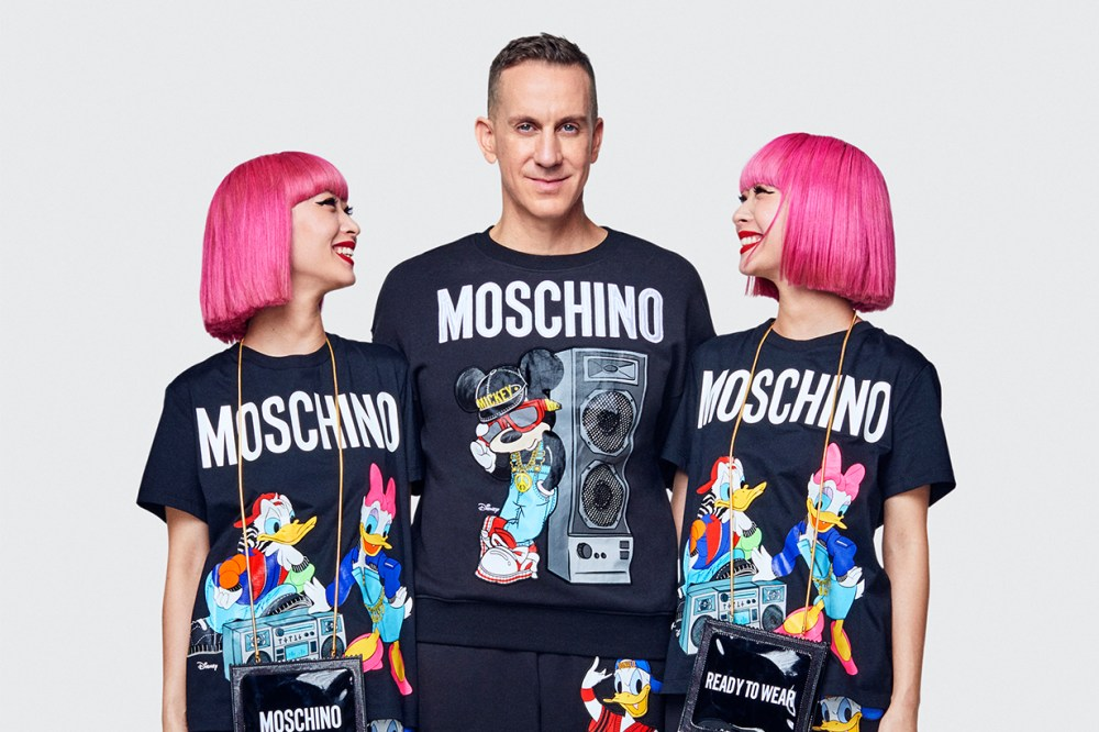 Moschino[tv] H&M Jeremy Scott interview 2018