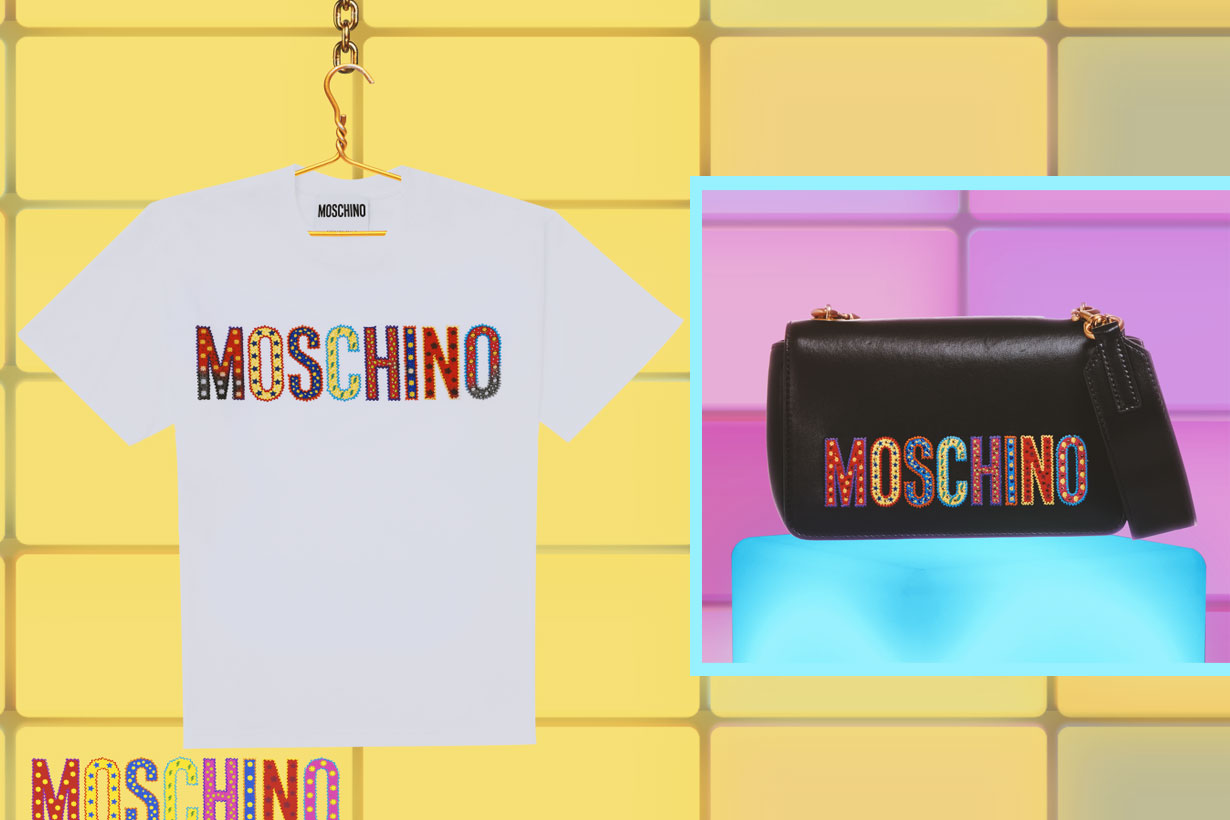 Moschino HK Exclusive collection 2018