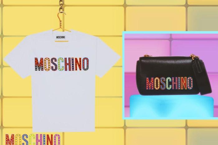與 H&M 聯乘之後,Moschino 推出香港獨家系列,打造街頭情侶風