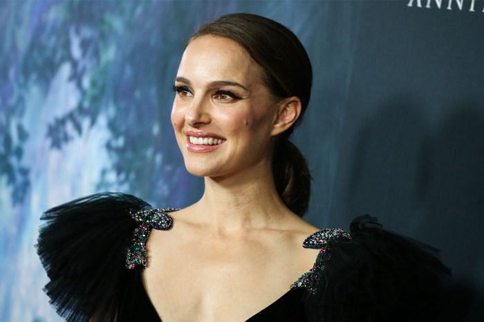 Natalie Portman 帥氣示範 Hedi 設計的 Celine 西裝,穿出與天橋模特不一樣的中性美!