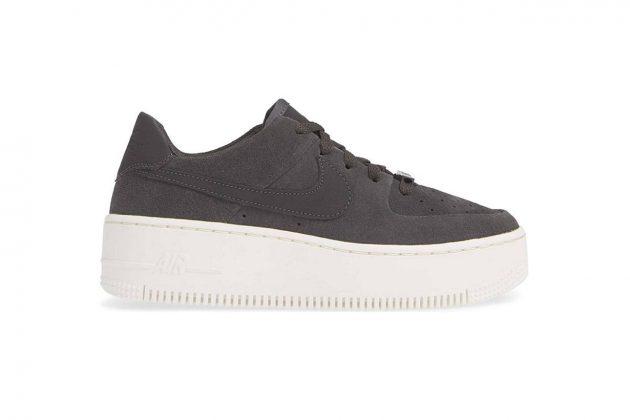 Nike Air Force Sage Low Platform