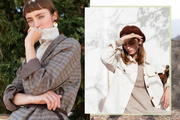 穿出英式文藝的輕復古風,當地女生都光顧的家族獨立品牌!