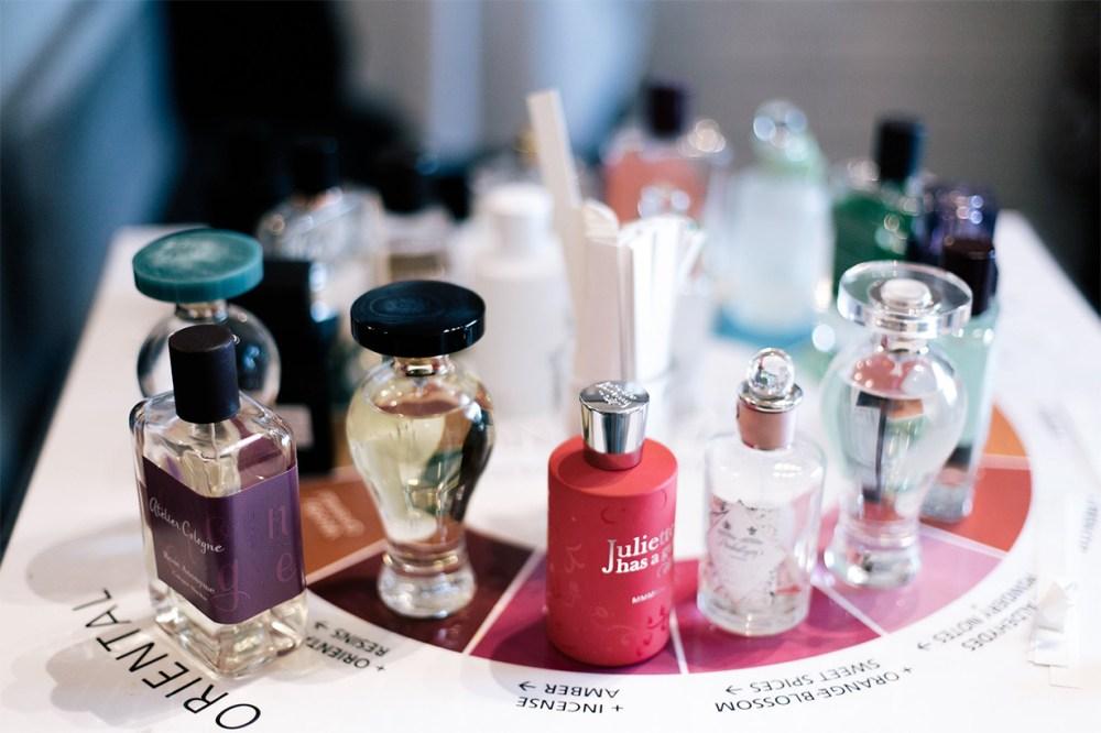 Perfume Storage Perfume Bottle