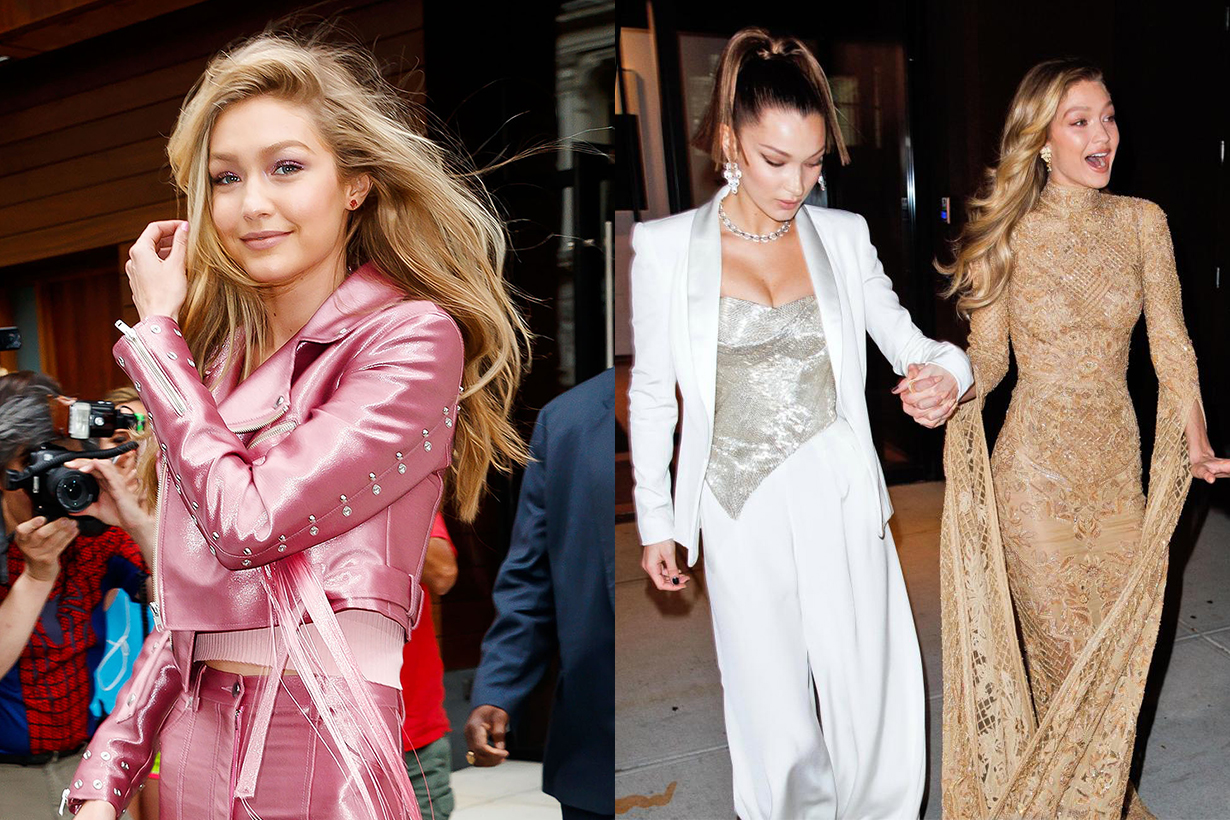 9 Photogenic Lessons Learned From Gigi Hadid
