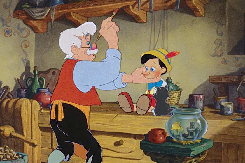 Pinocchio Disney Live-Action  Film Tom Hanks