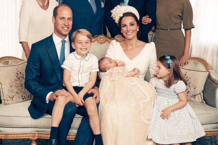喬治、夏洛特又發揮可愛本色,在家中竟然這樣稱呼威廉王子!