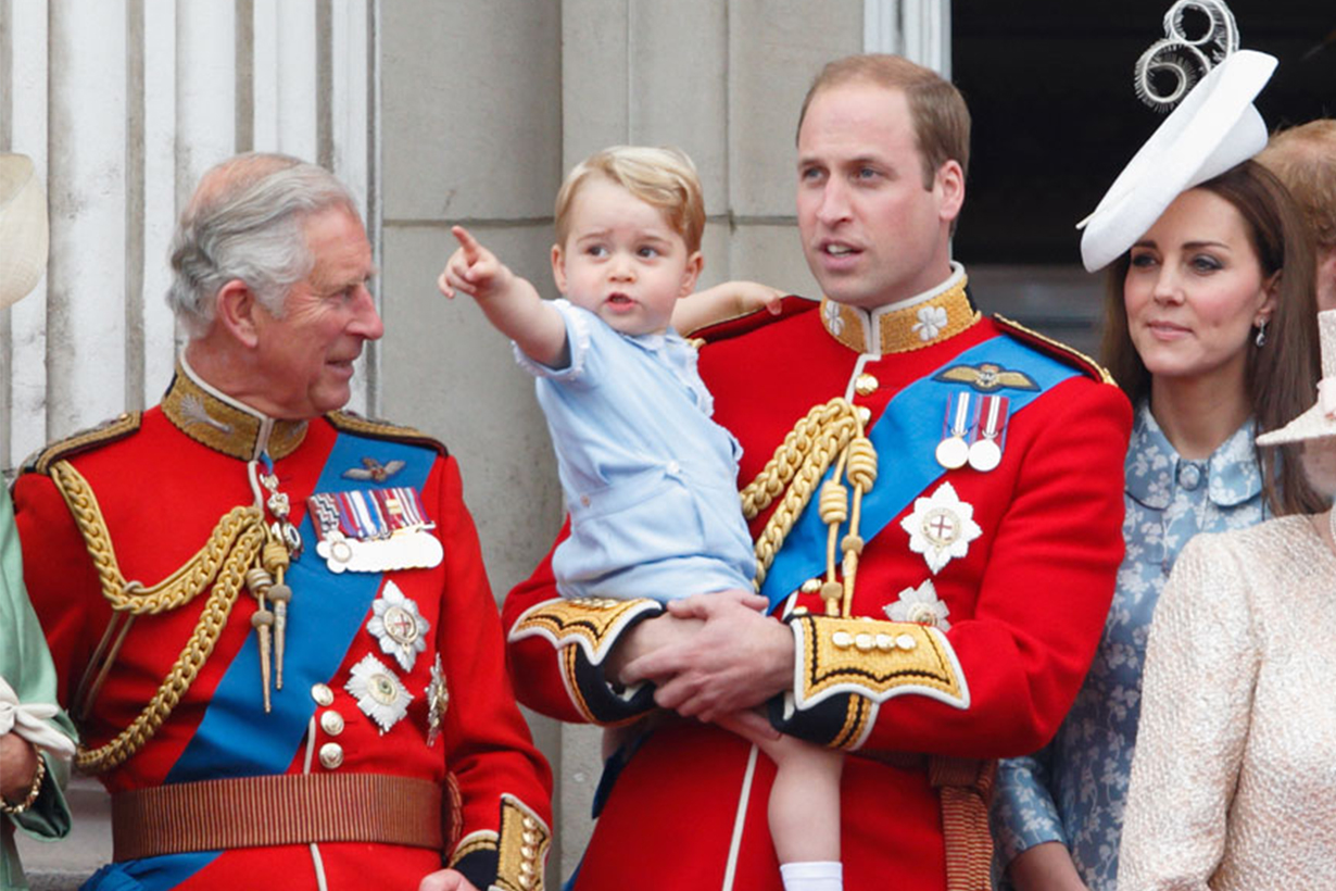 Prince George and Princess Charlotte caused trouble for Prince Charles on tour
