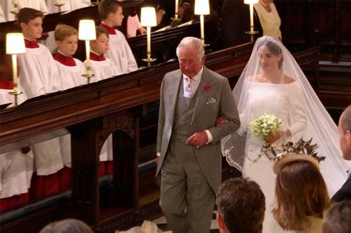 「只要你們需要我甚麼都願意…」哈里王子邀請父親陪同梅根進場的經過很窩心!
