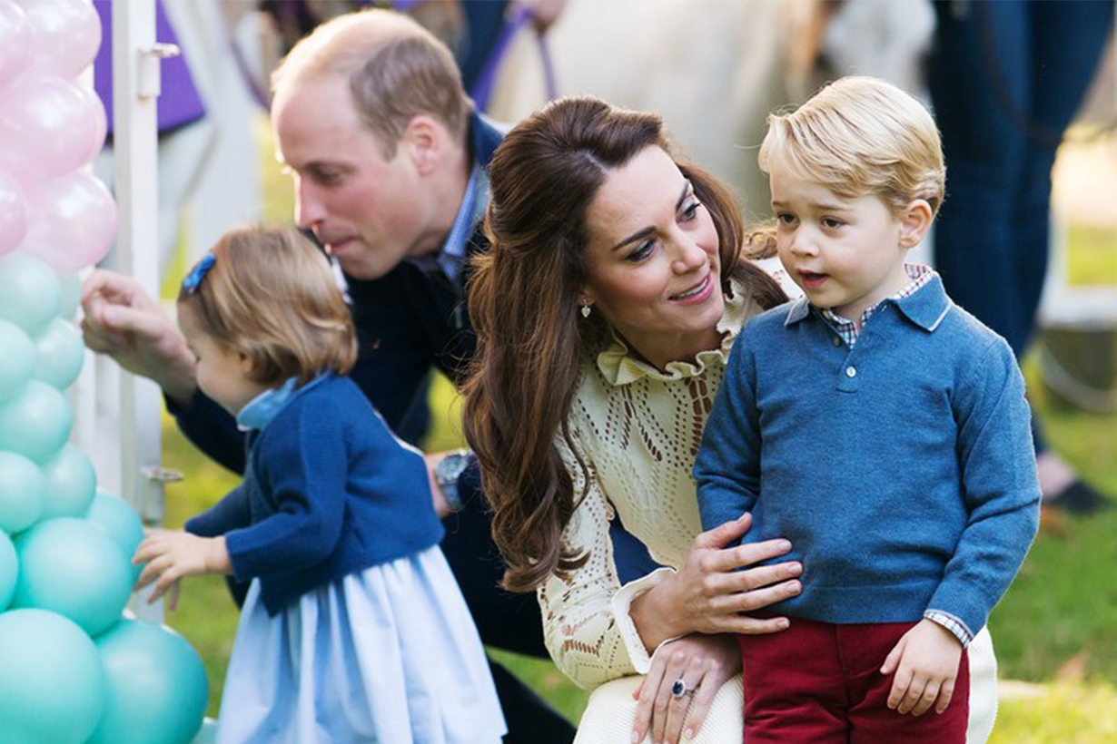 Kate Middleton reveals the one thing she tells her children