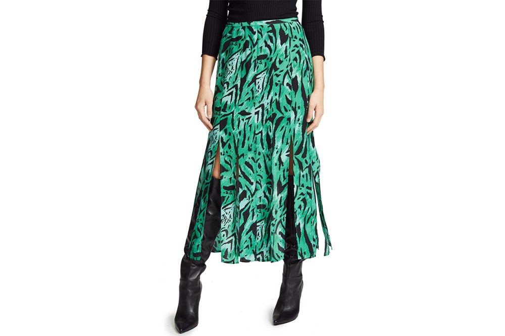 Rixo London Diana Skirt