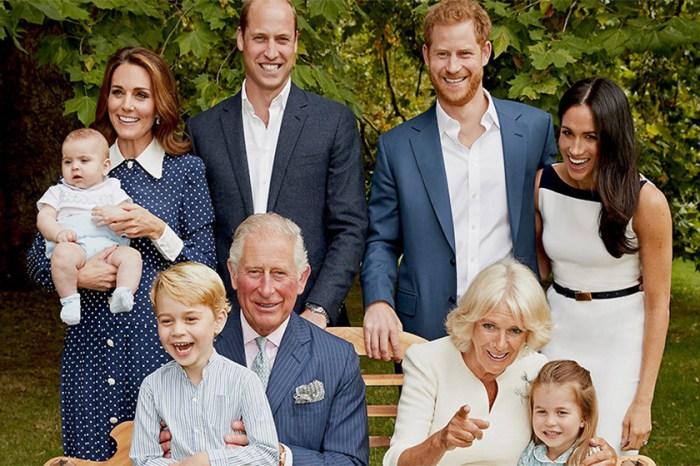 照片背後的玄機:身體語言專家分析最新皇室家庭照,原來成員間的關係是這樣……