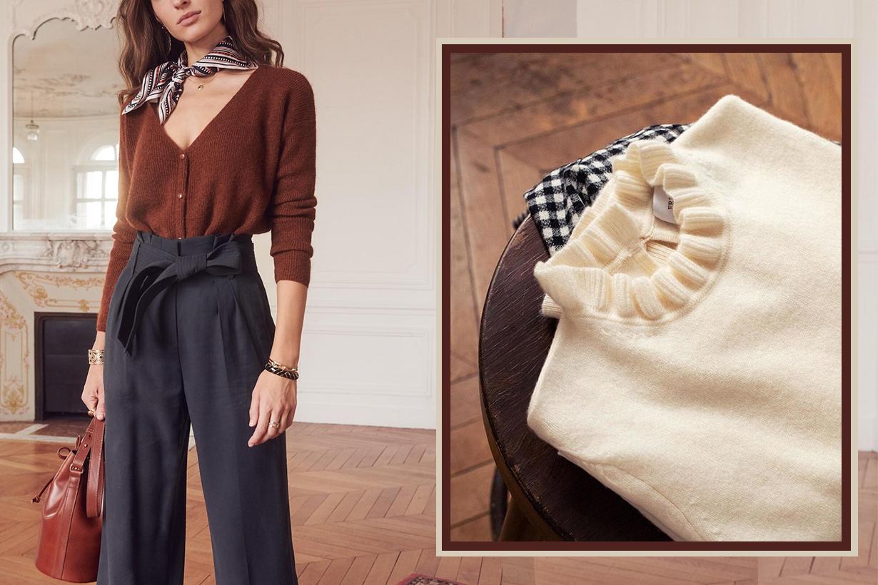 1 萬人排 Waiting List!巴黎女生都在「瘋搶」這法國品牌的針織毛衣