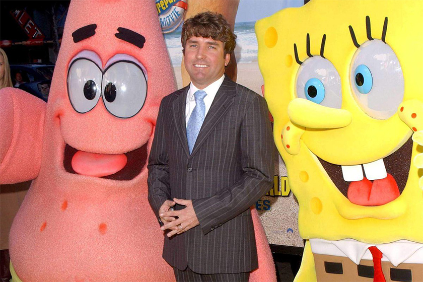 SpongeBob SquarePants author Stephen Hillenburg death things learn from SpongeBob