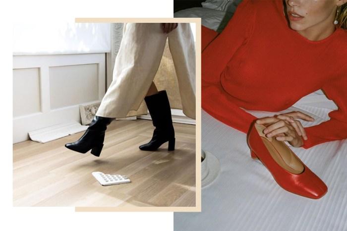 極簡女孩至愛的方頭鞋款,在這些小眾品牌火紅起來前盡快入手吧!