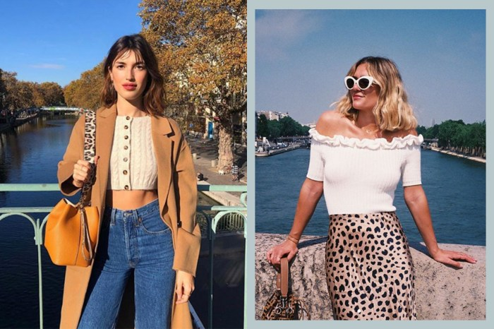 Jeanne Damas 也愛它的毛衣,這個新晉品牌已列入 IG 女生的 Follow 名單!