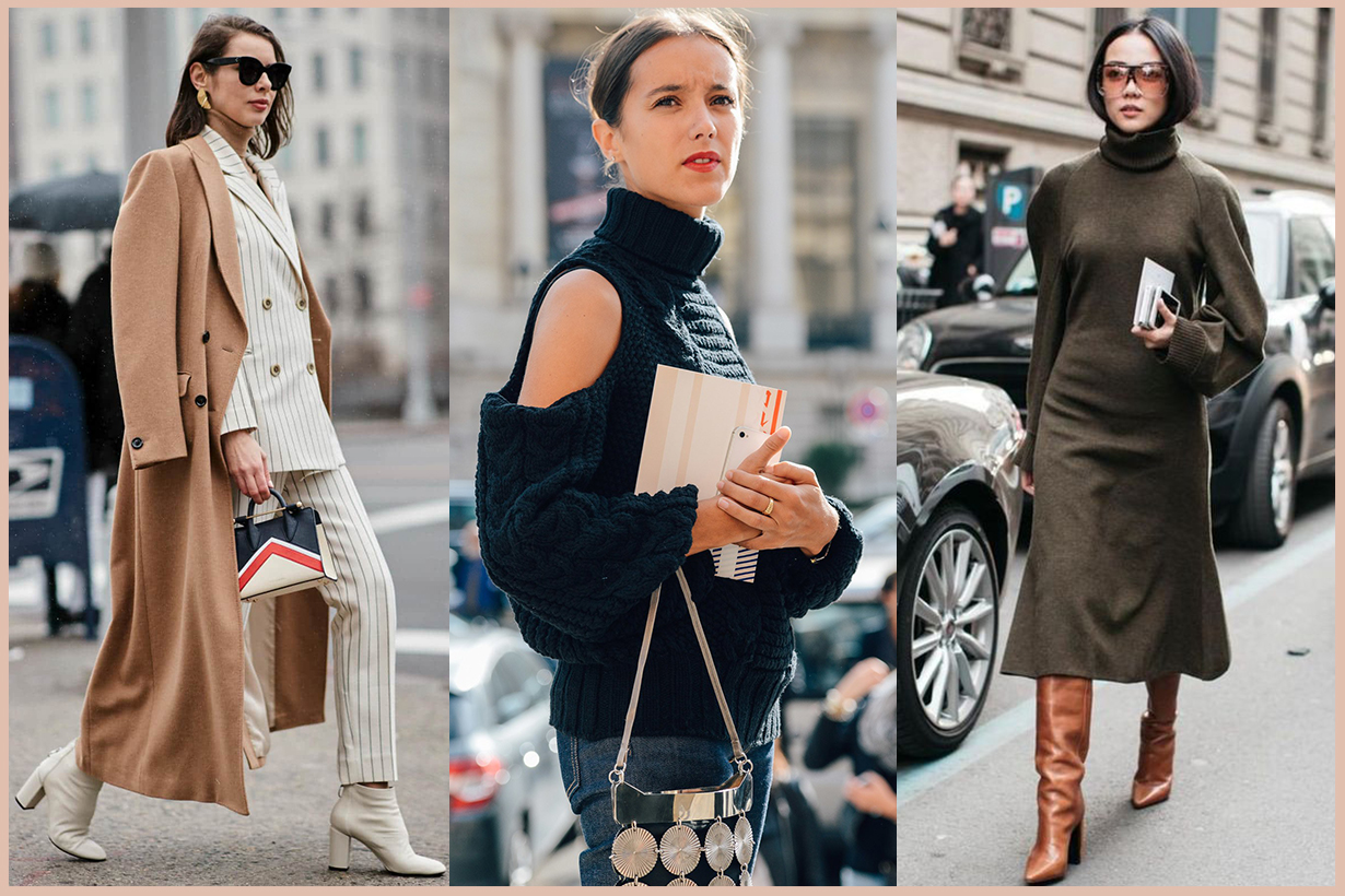 4 Warm, Stylish Winter Outfit Ideas