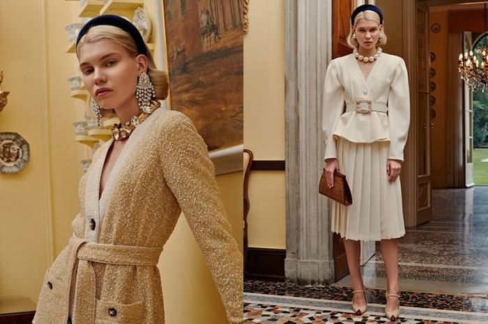 連 Kate Moss 都是追隨者!義大利品牌 Alessandra Rich,淡雅的精緻設計讓人深深著迷!