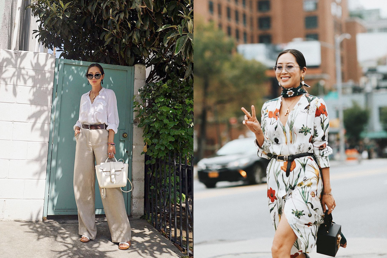 aimee song big mistake as fashion blogger