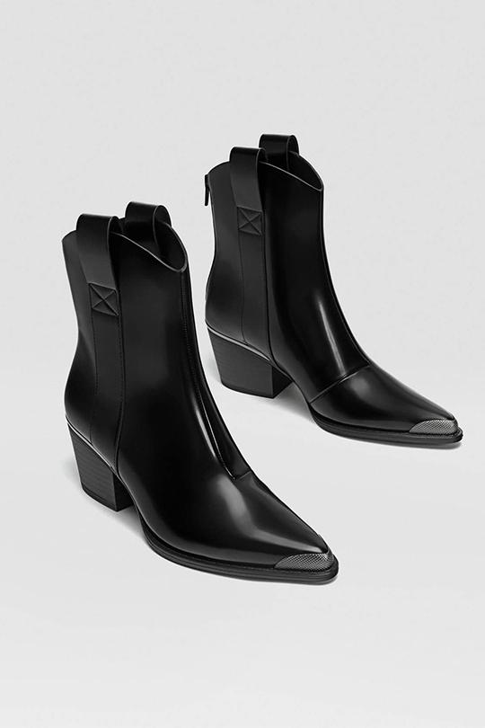 cheap-ankle-boots  H&M mango zara topshop asos