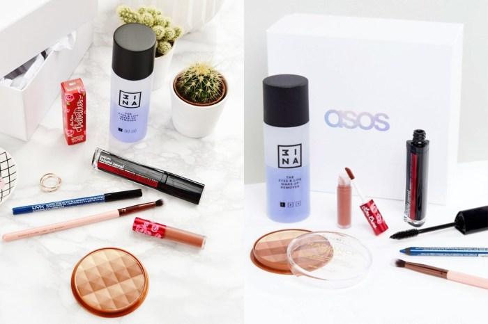 在 Black Friday 來臨前,你要先認識這 9 款在 ASOS 銷量最好的美妝品!