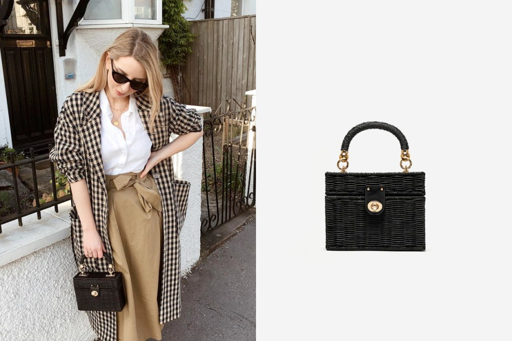 zara forever 21 mango handbags affordable look expensive