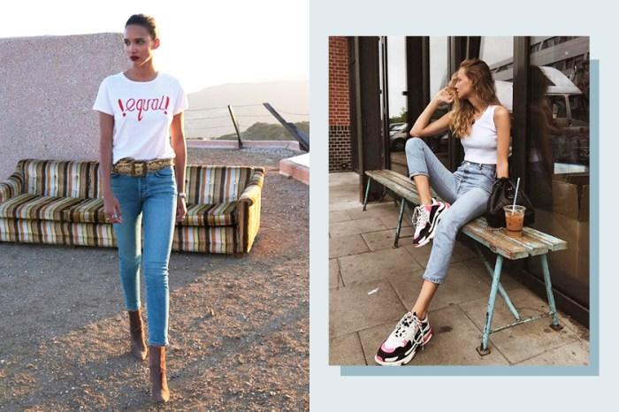 長期 Sold Out 的搶手貨:時裝編輯力推這個牛仔褲品牌,因為真的超顯瘦!