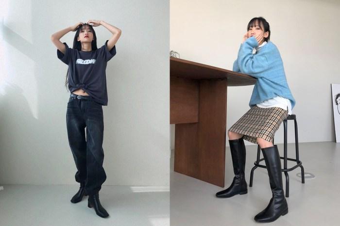 帥氣俐落的 Boyish 穿搭法則,來向這位韓國女生偷師 4 大要點!