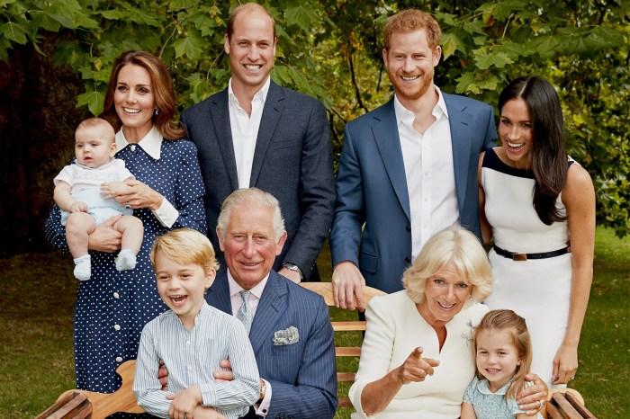 英國皇室新照片再度曝光,這次是查理斯王子與路易王子的反差萌照!