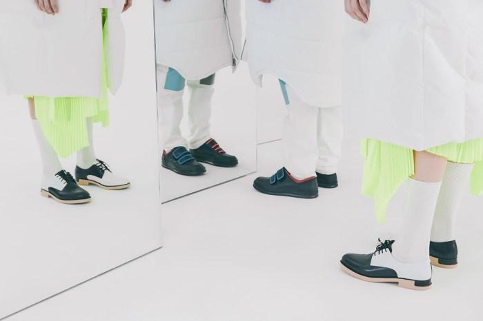 鞋子也要換季!這個品牌為你準備了獨特的款式