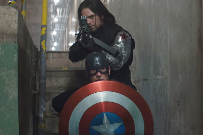 對於接任美國隊長一職,「酷寒戰士」Sebastian Stan 這樣回應…
