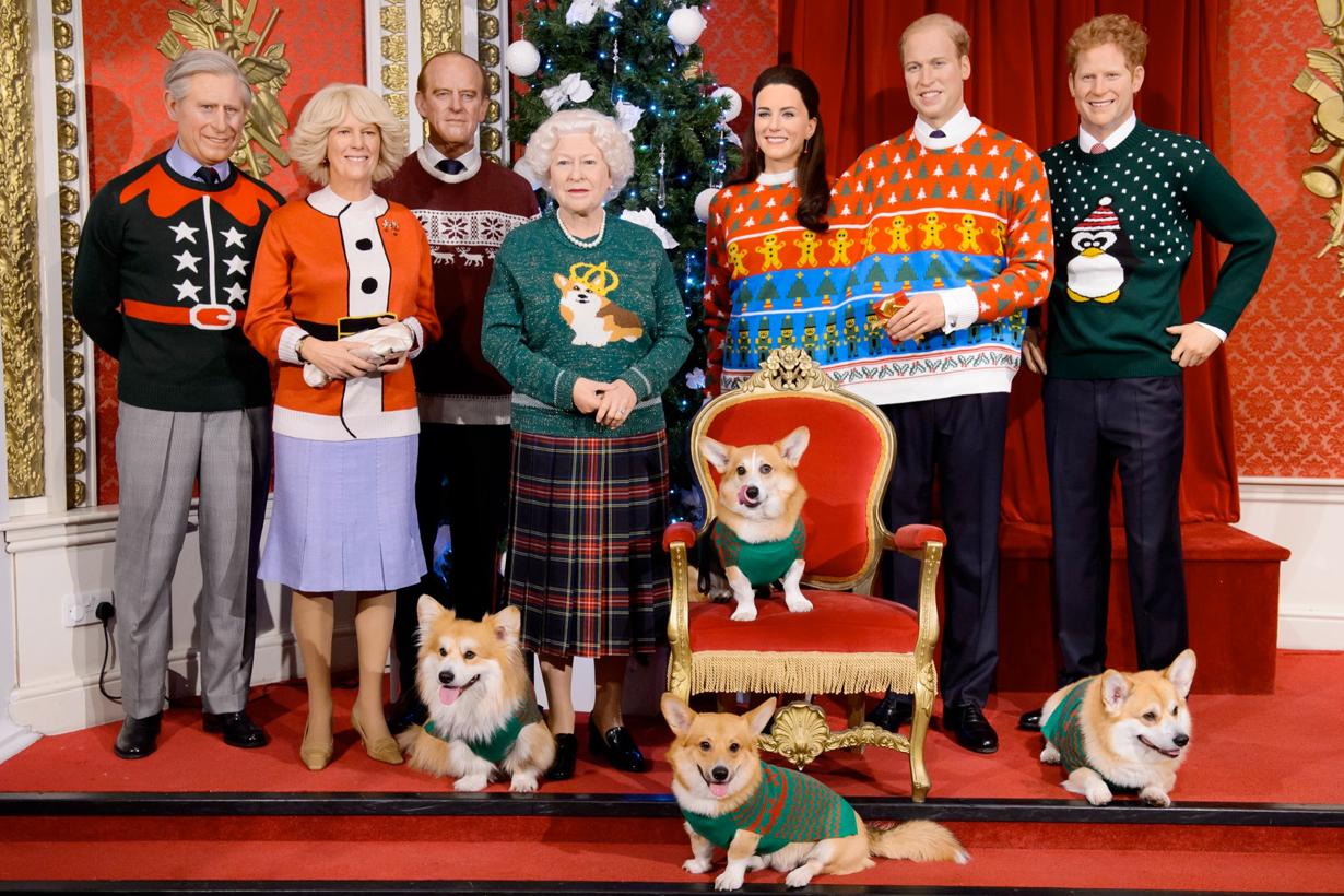 kate middleton prince harry christmas gag gift fun