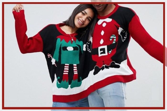 必穿「聖誕醜毛衣」!三五知己面前不用裝酷,一起爆笑過聖誕