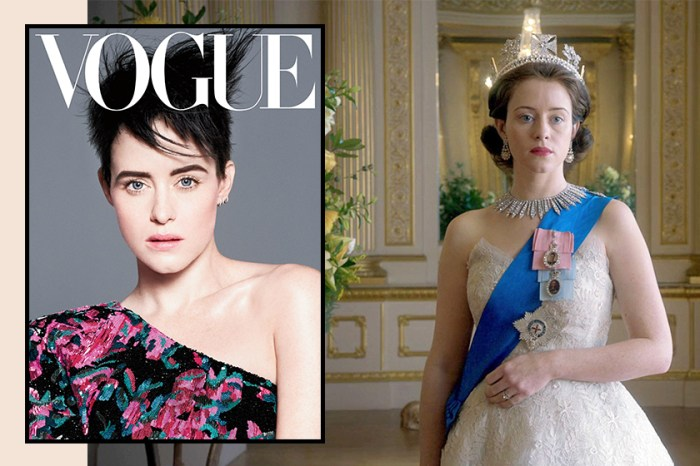 告別《The Crown》中的優雅英女皇形象,Claire Foy 以型格短髮化身新一代「龍紋身女孩」!