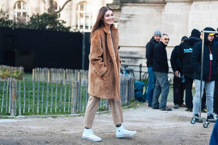 如果今個秋冬只買一件外套,首選絕對是在 IG 曝光率極高的這件!