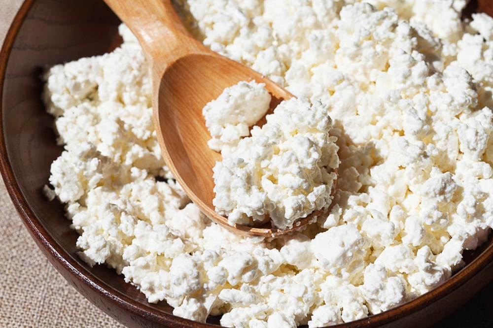Cottage Cheese late night snack keep fit lose weight exercises on diet healthy eating