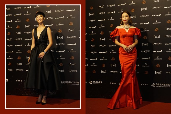 #金馬 55 直擊:POPBEE 評選紅毯最美 Top 5,徐若瑄珠寶背後故事竟跟 Audrey Hepburn 有關?