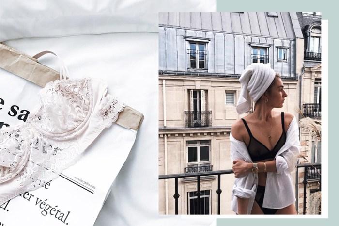 氣質原來是由內到外:法國女生連選內衣也有一套原則?