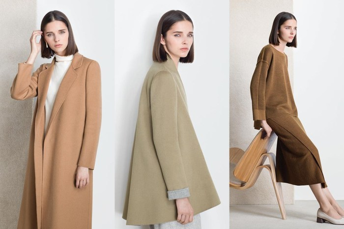選購冬日羊毛大衣有學問:這兩大設計元素正影響它們的曝光率