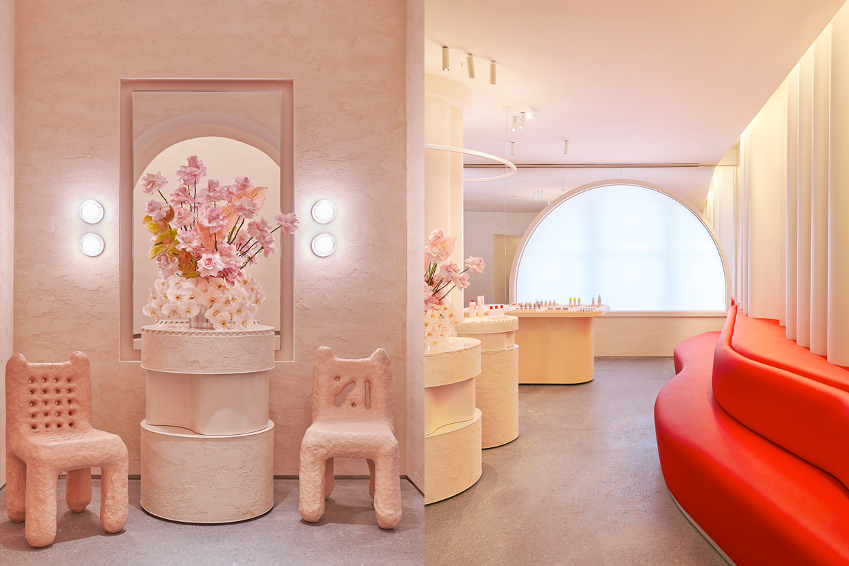 glossier flagship new york opening manhattan