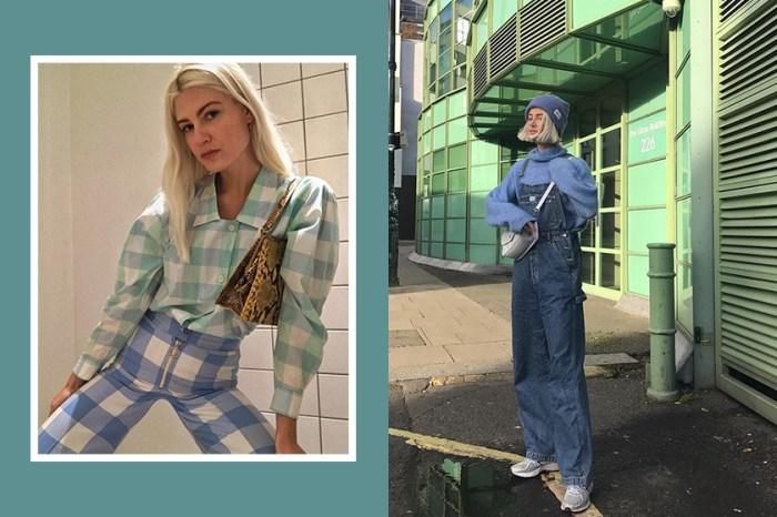 翻開溫柔的街拍本:從這位丹麥時尚部落客的穿搭中,找到北歐人的一抹恬淡!