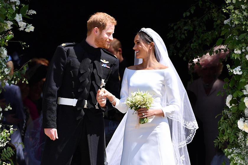 meghan-markle prince-harry wedding