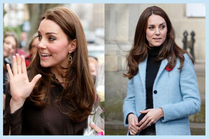 極度容易受傷的女人!凱特王妃經常貼著膠布的手,你有留意過嗎?
