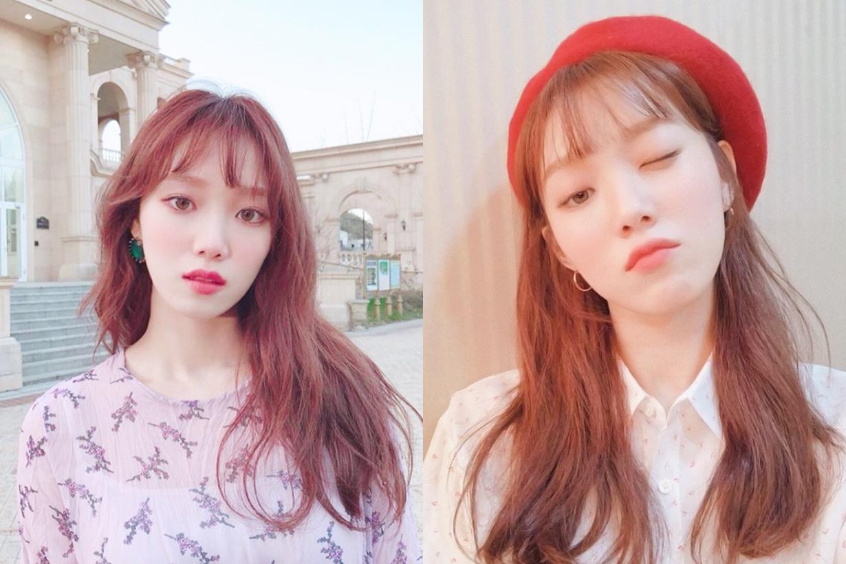 Lee Sung Kyung heybiblee Leneige ambassador Lip Care Lip Mask Lip Balm Korean Celebrities Skincare Tips K Beauty