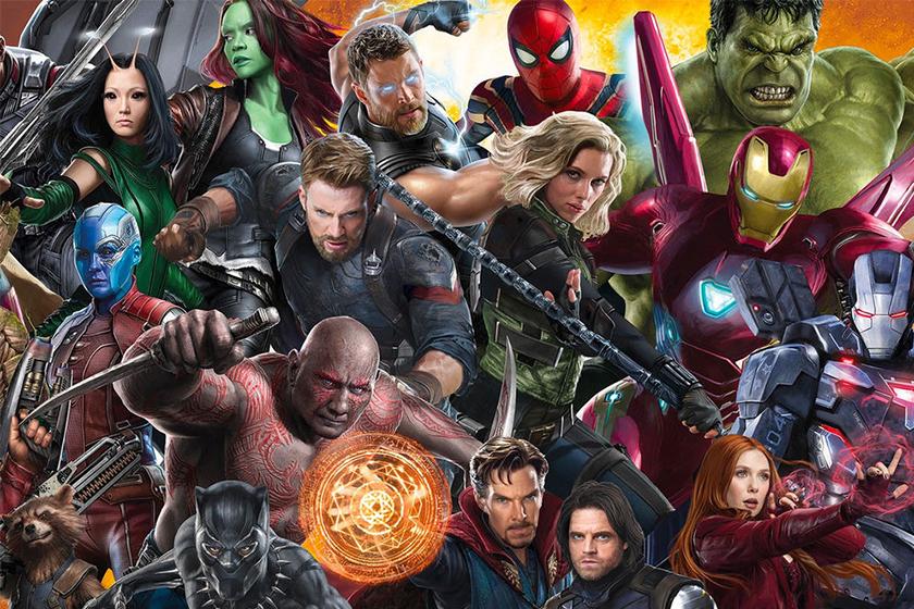 marvel cinematic universe official timeline