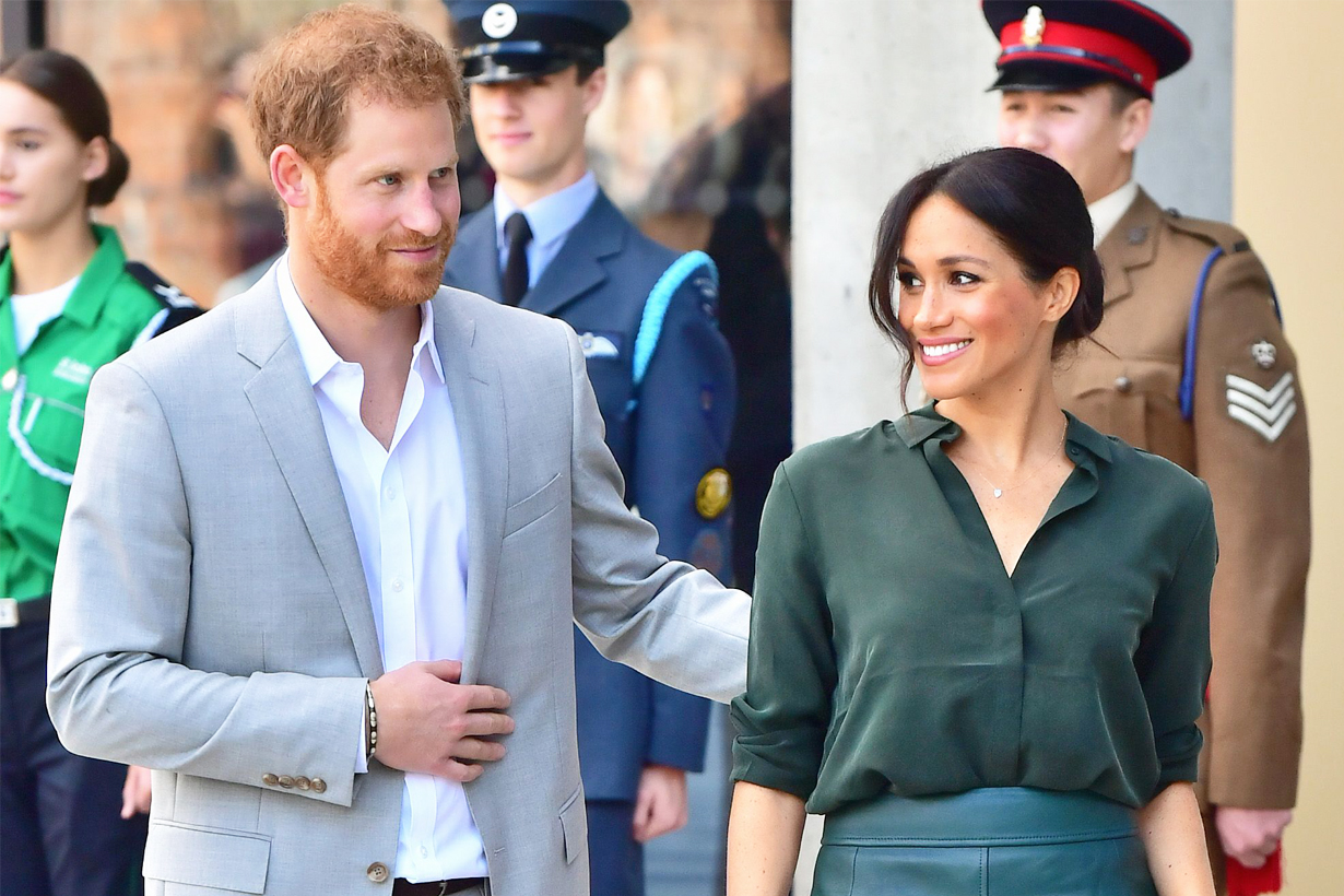 Meghan Markle Duchess of Sussex Prince Harry Ex Husband Trevor Engelson pregnancy contract personal trainer nutritionist British Royal Family