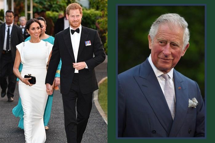 查理斯王子說溜嘴,爆出哈里王子跟梅根皇室寶寶名字的候選名單?