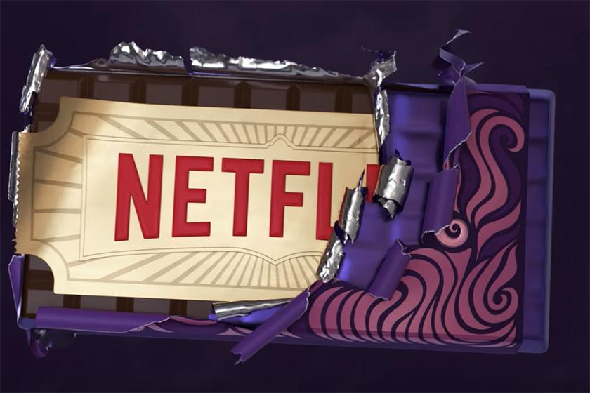 netflix animated adaptations willy wonka matilda bfg roald dahl books