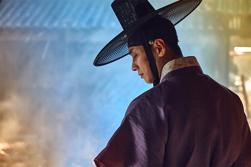 netflix korean drama zombies kingdom Ju Ji-hoon